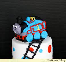 Thomas The Train Choo Choo Cake Topper The Hudson Cakery