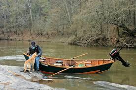 wooden drift boat plans