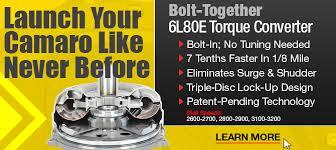 high performance automatic transmissions parts tci® auto 6l80e torque converters