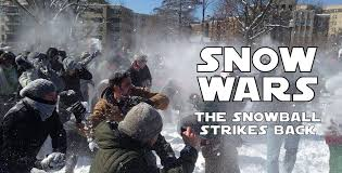 Image result for snowball fight
