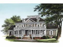roman style home plans house