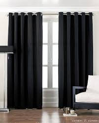 Small Picture Best 25 Black curtains bedroom ideas on Pinterest Brown