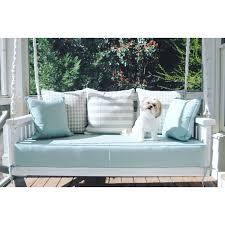 custom sunbrella cushions. Interesting Cushions Buy Custom Outdoor Daybed Cushion Throughout Sunbrella Cushions A
