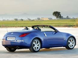 2004 Nissan 350z roadster (z33) – pictures, information and specs ...