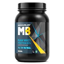 MuscleBlaze Raw Whey Protein Concentrate 80% with added d...  https://www.amazon.in/dp/B06XGNT22C/ref=… | Whey protein concentrate, Whey  protein, Protein supplements
