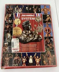 Joe Weider S Bodybuilding System Book And Charts Joe Weider Vintage Bodybuilding Muscle System 9 Unused Wall Charts Weightlifting