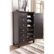 Superior B671 48 Ashley Furniture Greensburg   Black Bedroom Bed