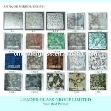 antique mirror mercury glass panels sheets antiqued inside decorations mirro