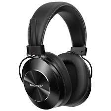 pioneer bluetooth headphones. pioneer se-ms7bt-k bluetooth headphones with smartphone controls \u0026 mic - black r