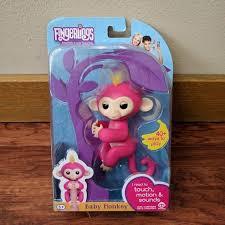 WowWee Other   Fingerlings Interactive Baby Monkey Bella   Poshmark