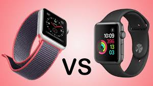 apple 3 watch. everything you need to know about the differences between apple watch 2 and 3