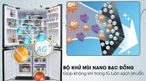 Khử mùi Nano Ag + Cu