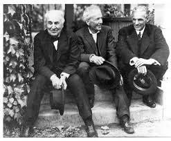 henry ford with thomas edison. Interesting Ford Thomas Edison Luther Burbank And Henry Ford And With Edison