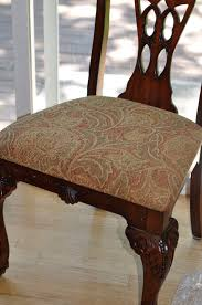 how to reupholster a dining room chair bangkokfootour