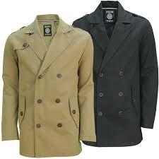 sentinel mens soulstar trench coat winter jacket columbia designer mac long coat