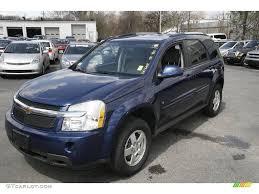 2008 Navy Blue Metallic Chevrolet Equinox LT AWD #7981706 ...