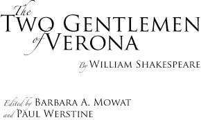 jstor understanding shakespeare two gentlemen of verona the two gentlemen of verona