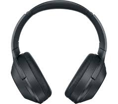sony 1000x. sony mdr-1000x wireless bluetooth noise-cancelling headphones - black sony 1000x