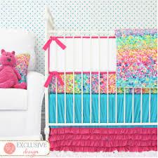 Colorful Nursery Bedding Thenurseries