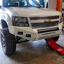 DIY Chevy Suburban Bumper (2223) - MOVE