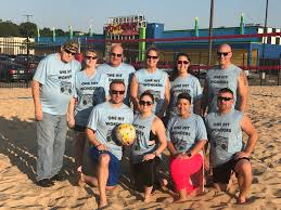 Sand Volleyball T Shirt Designs Custom T Shirts For One Hit Wonders Sand Volleyball Team