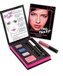 victoria s secret makeup kit set for um skin tones