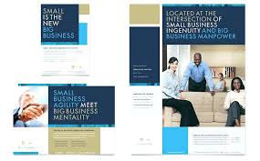 Business Ad Templates Free Opusv Co