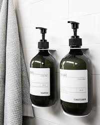 beautiful and functional holder for your soap dispenser ideal for your bathroom or kitchen where you want to showcase your meraki soap