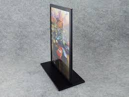 Poster Board Display Stands Stunning Black Metal A32 DoubleSided Table Advertising Display Stand Poster