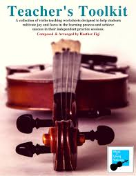 Violin Teacher's Toolkit - Music for Young Violinists - Helping ...