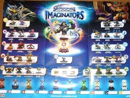 Skylanders Imaginators Chart Amazon Com Skylanders Imaginators Character And Creation