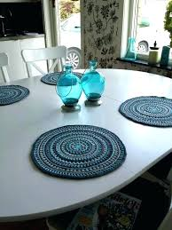 kitchen table placemats for a round table green place mats kitchen table more image ideas green kitchen table placemats