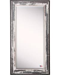 tall floor mirror. American Made Rayne Rustic Seaside Extra Tall Floor Mirror, 30.5\ Mirror R