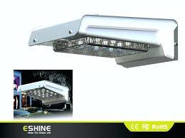 solar motion light outdoor house wall mounted solar motion detector flood light waterproof villa lights led