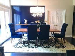 royal blue dining room chairs navy blue dining room ideas small images of navy blue chair