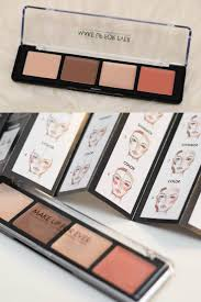 tips and tricks to highlight and contour like a pro the make up for ever