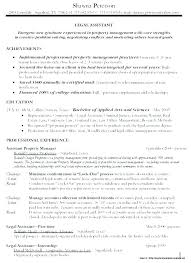 Property Manager Resume Examples Resume For Property Manager Resume ...
