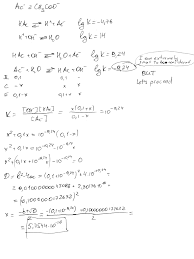 Henderson Hasselbalch Derivation Of Henderson Hasselbalch Equation Chemistry