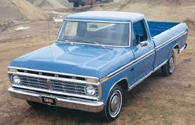 History of The Ford F-Series 1948-1999 – Blue Oval Trucks
