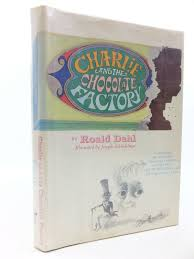 charlie and the chocolate factory written by dahl roald stock charlie and the chocolate factory