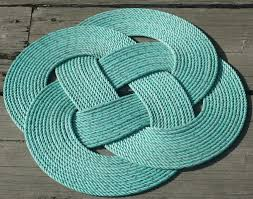 build a teal round rug you can be proud of