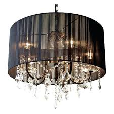 black chandelier shade and crystal clear french style lamp my dream bedroom drum shades black chandelier shade