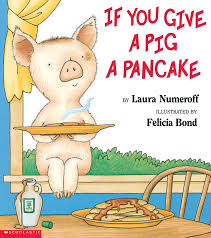 If You Give a Mouse a Cookie by Laura Joffe Numeroff   Scholastic