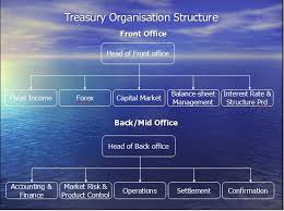 Us Treasury Org Chart Treasury Department In A Bank Organisation Structure
