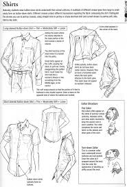 Shirt Folds Reference Clothing Folds Button Up Shirts Clothing In 2019 Pinterest