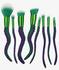 cthulhu brush set makeup brushes