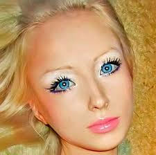 1 brazilian human barbie