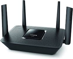 Linksys Tri Band Wifi Router For Home Max Stream Ac2200 Mu Mimo Fast Wireless Router