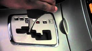 2011 | Toyota | Corolla | Gated Shifter | How To by Toyota City ...