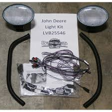 john deere 4120 tractors john deere front work light kit lvb25546 3120 3203 3320 3520 3720 4105 4120 4320